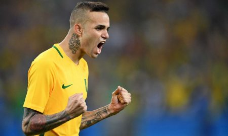 24-old Brazilian striker Luan would be playing for Liverpool next season.