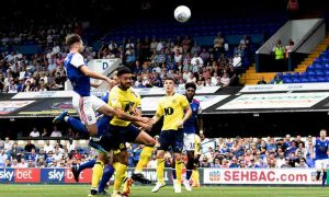 Blackburn Rovers on their return to EFL Championship