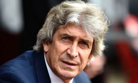 Manuel Pellegrini in charge of West Ham.