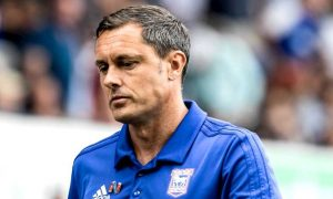 Paul Hurst in charge of Ipswich Town