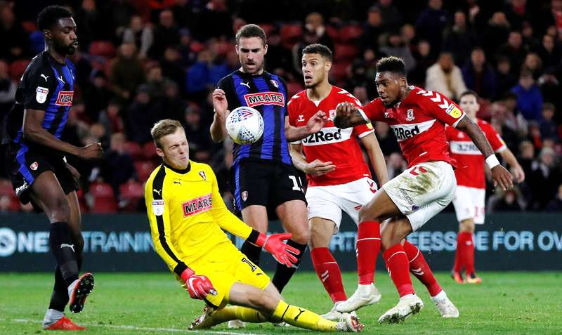 EFL Championship - Middlesbrough vs Derby County