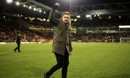 Daniel Farke, Norwich City