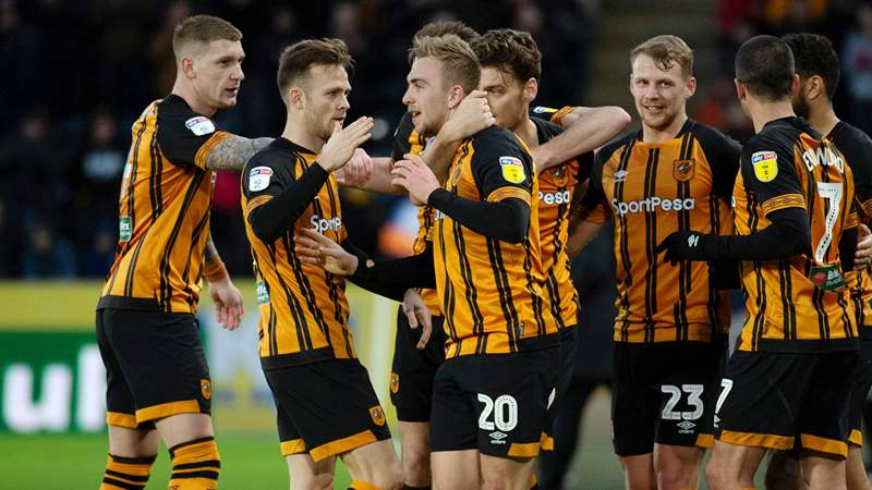 Hull City vs Sheffield Wed
